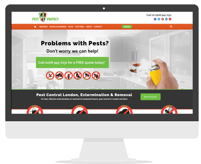 pest protect pc