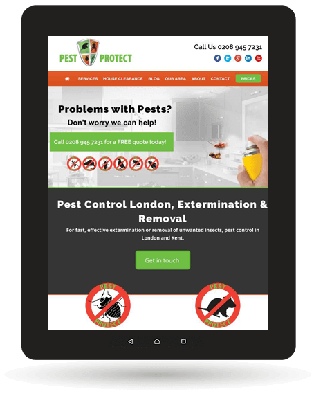 pest protect tablet